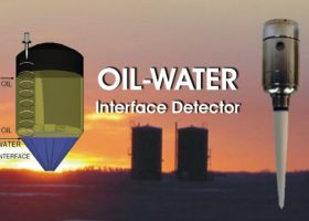 Oil-Water Interface Detector
